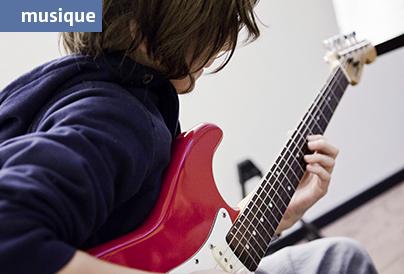 Ecole des musiques actuelles et des technologies musicales